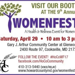 We'll Be At Women's Fest 2017!
