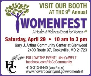 Felinton Elder Law & Estate Planning Centers We'll Be At Women's Fest 2017!