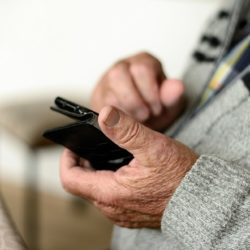 prevent the elderly from becoming scam victims